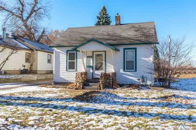Sioux Falls SD Single Family Home For Sale: $125,000