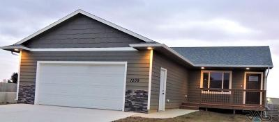 Sioux Falls SD Single Family Home For Sale: $204,900
