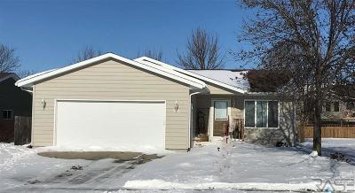 Dell Rapids Single Family Home For Sale: 316 W 8th St