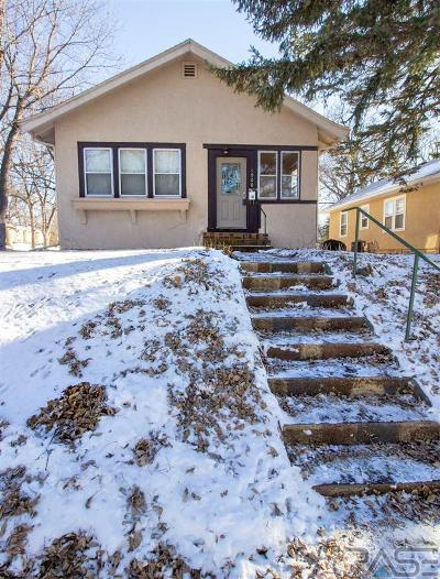 Sioux Falls SD Single Family Home Active-New: $154,900