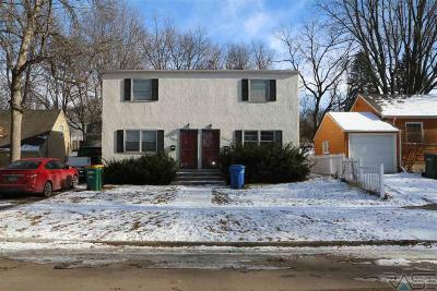 Sioux Falls Multi Family Home Active - Contingent Misc: 2010 S Covell Ave