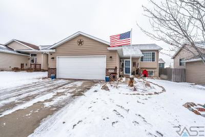 Sioux Falls SD Single Family Home For Sale: $209,000