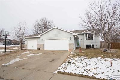 Sioux Falls SD Single Family Home For Sale: $190,000