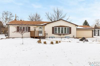 Sioux Falls SD Single Family Home Active - Contingent Misc: $157,900