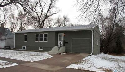 Single Family Home Active-New: 705 E 7th St