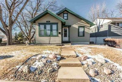 Sioux Falls SD Single Family Home For Sale: $140,000