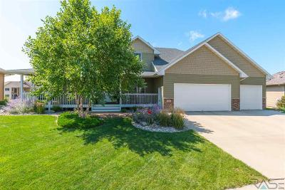 Sioux Falls Single Family Home For Sale: 709 S Little Brook Ln