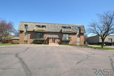 Sioux Falls Condo/Townhouse For Sale: 3544 S Gateway Blvd #301