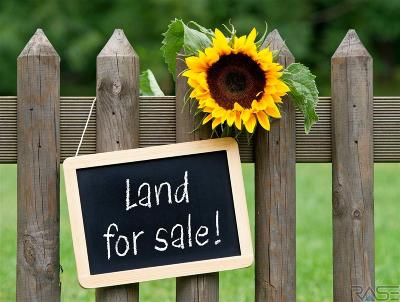 Sioux Falls Residential Lots & Land Active - Contingent Misc: 8203 E Palametto St
