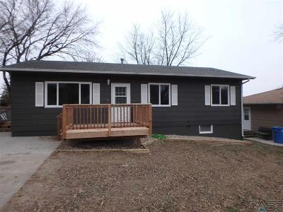 Dell Rapids Single Family Home For Sale: 205 E 5th St