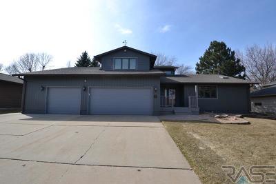 Sioux Falls Single Family Home For Sale: 4409 S Northridge Cir