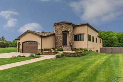 Sioux Falls Single Family Home For Sale: 7709 S Tuscan Club Cir
