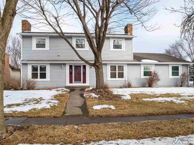 Sioux Falls Single Family Home For Sale: 612 E Sandpiper Trl
