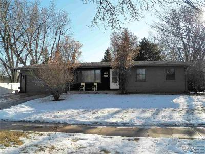Sioux Falls Single Family Home Active - Contingent Misc: 5305 W 37th St