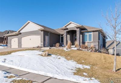 Sioux Falls Single Family Home For Sale: 7305 S Ludlow Ln