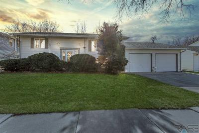 Sioux Falls Single Family Home Active - Contingent Misc: 3813 E Ronning Dr