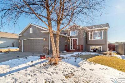 Sioux Falls Single Family Home For Sale: 5609 W Boxwood St