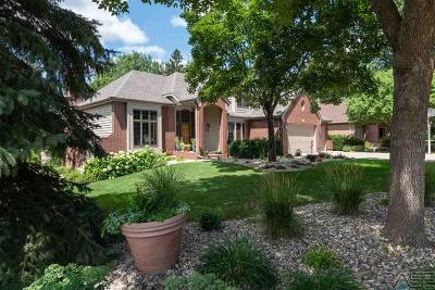 Sioux Falls Single Family Home For Sale: 2817 S Old Orchard Cir