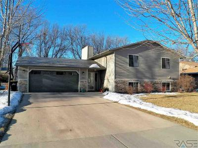 Sioux Falls Single Family Home Active - Contingent Misc: 4305 S Southeastern Ave