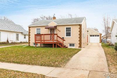 Sioux Falls Single Family Home For Sale: 724 N Blauvelt Ave