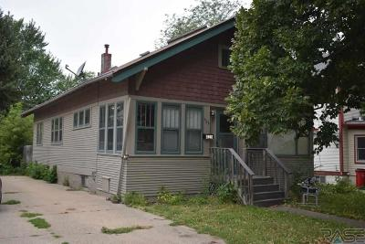 Sioux Falls Single Family Home For Sale: 425 N Prairie Ave
