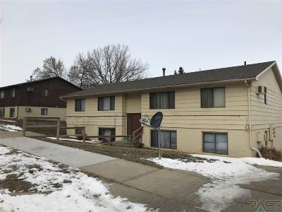 Sioux Falls Multi Family Home For Sale: 5000 W 45th St
