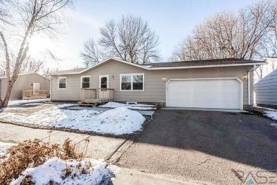 Sioux Falls Single Family Home For Sale: 4009 S Palisade Ln St