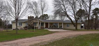Baltic Single Family Home For Sale: 25393 476th Ave