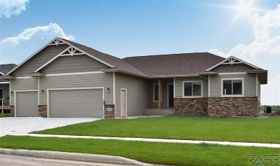 Sioux Falls SD Single Family Home Active-New: $337,900