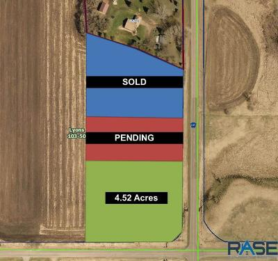 Crooks Residential Lots & Land For Sale: 254th St