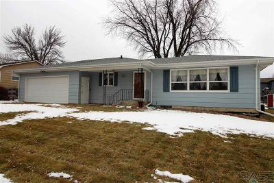 Sioux Falls SD Single Family Home Active-New: $207,500