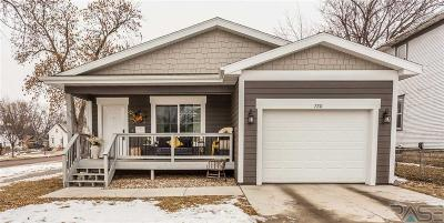 Sioux Falls SD Single Family Home Active-New: $162,500