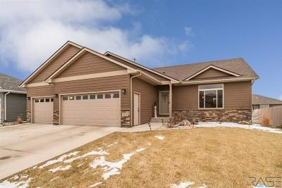Sioux Falls SD Single Family Home Active-New: $309,900