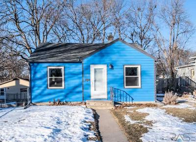 Sioux Falls Single Family Home Active - Contingent Misc: 1221 N Dakota Ave