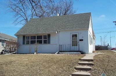Sioux Falls Single Family Home For Sale: 2628 S Duluth Ave