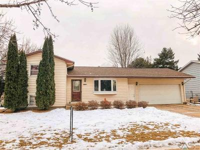 Sioux Falls Single Family Home For Sale: 5801 W 51st St