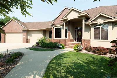 Sioux Falls Single Family Home For Sale: 6004 S Prairie View Cir