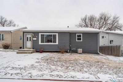 Sioux Falls Single Family Home For Sale: 1123 N Summit Ave