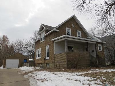 Sioux Falls Single Family Home For Sale: 515 W 16th St