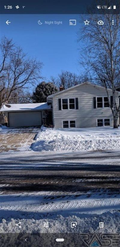 Sioux Falls Single Family Home For Sale: 2904 S Hawthorne Ave