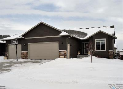 Sioux Falls SD Single Family Home Active - Contingent Misc: $340,000
