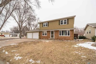 Sioux Falls Single Family Home For Sale: 900 S Churchill Ave