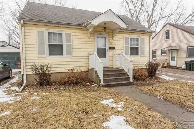Sioux Falls Single Family Home For Sale: 322 N Euclid Ave