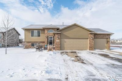 Sioux Falls Single Family Home For Sale: 5001 S Galway Ave