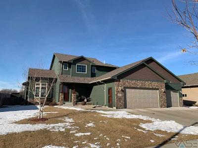 Sioux Falls Single Family Home Active-New: 1601 S Kinderhook Ave