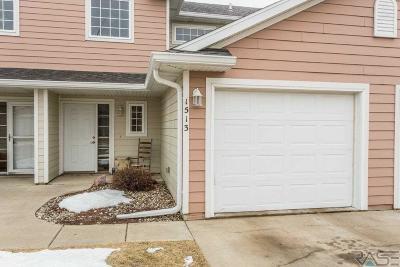Sioux Falls SD Condo/Townhouse Active-New: $129,900
