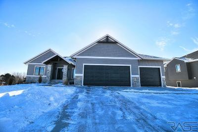Sioux Falls Single Family Home Active-New: 7405 E Donnelly Dr