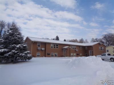 Dell Rapids Multi Family Home For Sale: 702 E 9th St