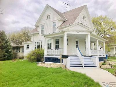 Canton Single Family Home For Sale: 503 N Lincoln St