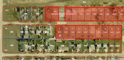 Sioux Falls Residential Lots & Land For Sale: E Carol St